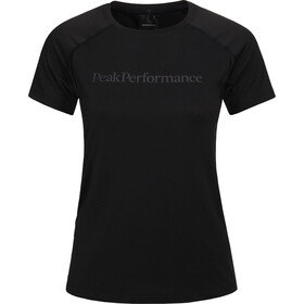 Peak Performance W's Gallos Co2 SS Shirt Black